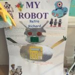 Year 4 are Robot-tastic!!!